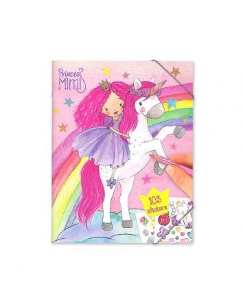 Princess Mimi Colouring/Sticker Book