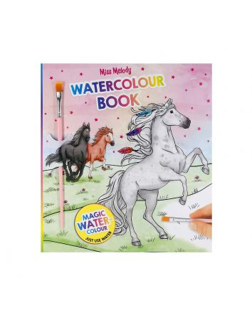 MISS MELODY Miss Melody Water Colours Book