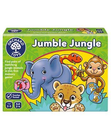 Orchard Toys Jumble Jungle Game