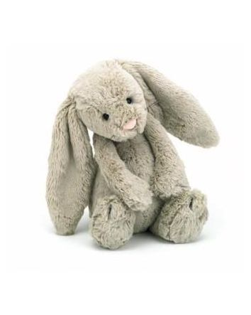 Jellycat Medium Bashful Bunny- Beige