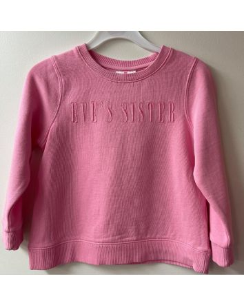 Eve's Sister Pink Crew