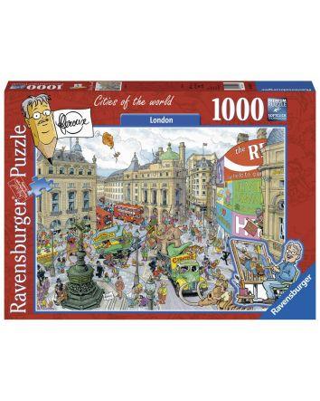 Ravensburger London Puzzle 1000 Pc
