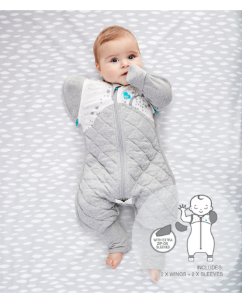 SWADDLE UP TRANSITION SUIT WARM 2.5 TOG