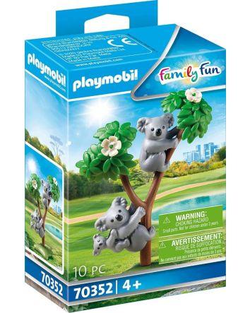 Playmobil Koala's With Baby