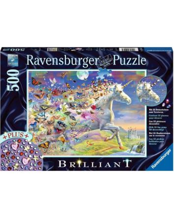 Ravensburger Brilliant Unicorn 500pce