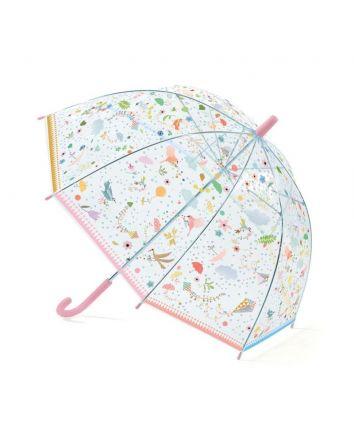 Djeco PVC Small Animal Umbrella