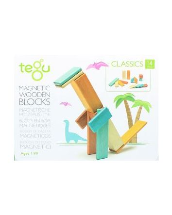 Tegu 14 piece Set- Tints