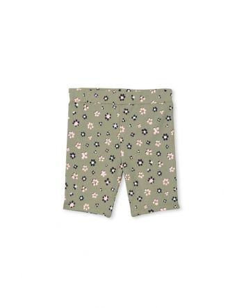 Milky Daisy Bike Shorts