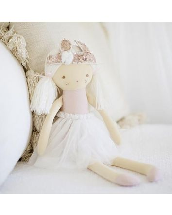 Alimrose Sienna Pale Pink Doll 48cm