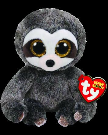 Beanie Boo Dangler the Grey Sloth