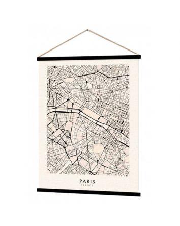 Hanging Scroll - Paris 65 x 92