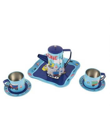 Floss & Rock Work Zone Tea Set