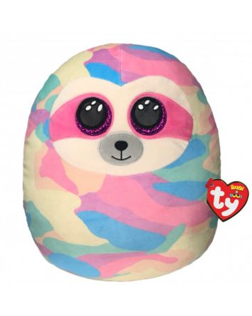 TY Beanie Boo Cooper the Sloth Large Squish-A-Boos