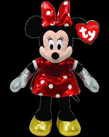 Beanie Boo Minnie Mouse