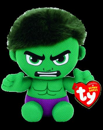 Beanie Boo Hulk