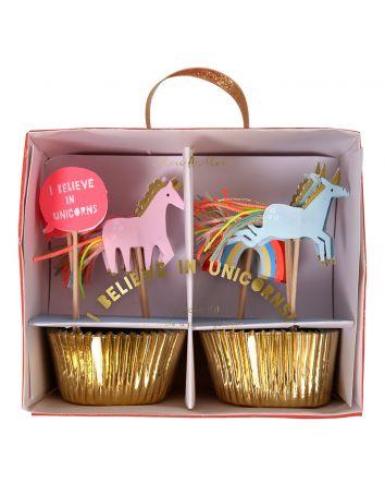 Unicorn Cupcake Kit