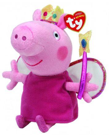 Beanie Boo Peppa Pig Princess