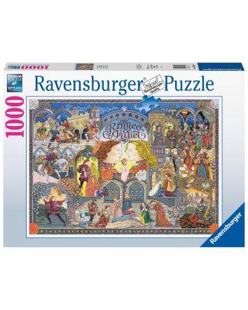 Ravensburger Romeo & Juliet Puzzle 1000 Pc