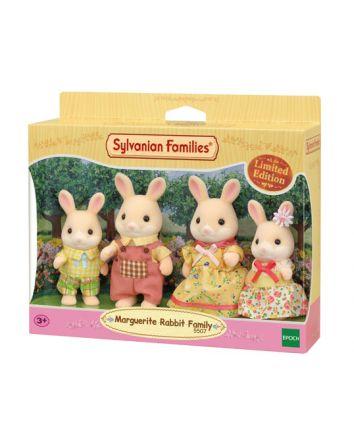 Sylvanian Families Marguerite Rabbit Family