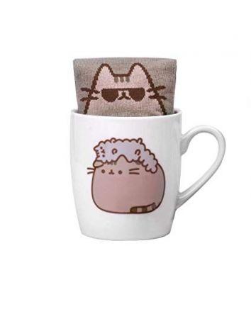 Pusheen The Sock in a Mug Stormy