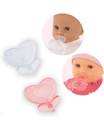 Corolle 2 Pacifiers