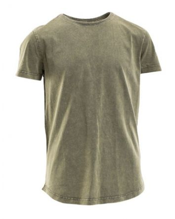 St Goliath Acid Tee Khaki