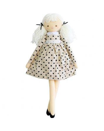Alimrose Pippa Doll Black Spot