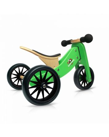 Tiny Tot 2 in 1 Trike - Green