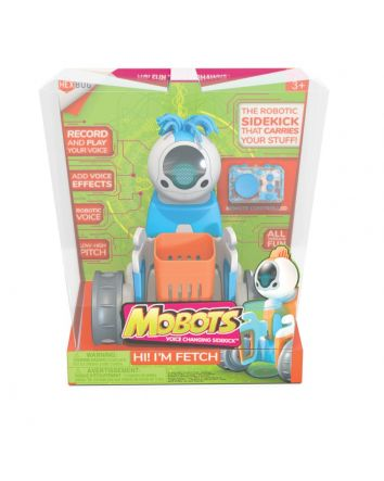 Mobots Fetch Robot
