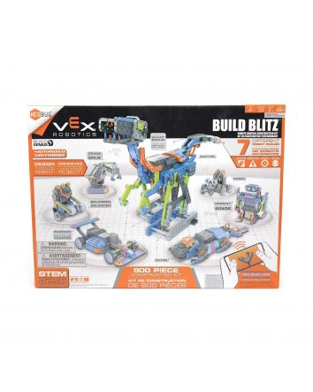 VEX Robotics Build Blitz