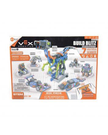 VEX Robotics Build Blitz