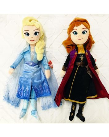 Ty Inc Frozen Princess Elsa