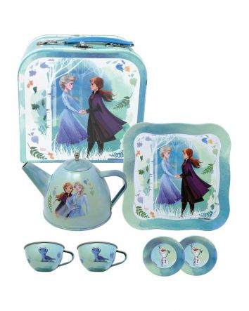 Pink Poppy Frozen 2 Tea Set 7pc