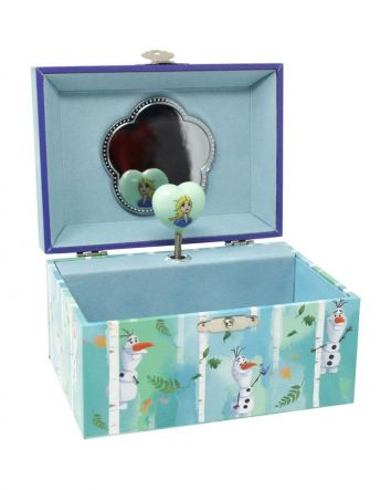 Pink Poppy Frozen 2 Musical Jewellery Box Medium