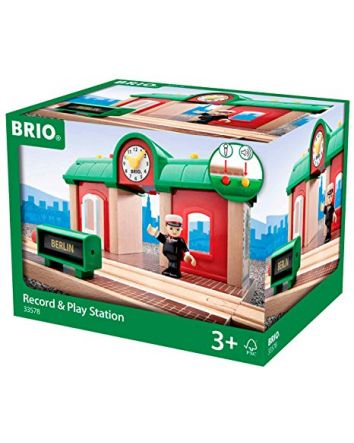 Brio Record & Play Station