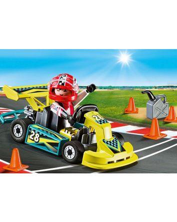 Playmobil Small Go Kart Carry Case