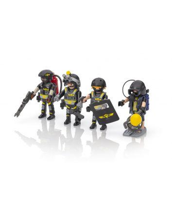 Playmobil SWAT Team