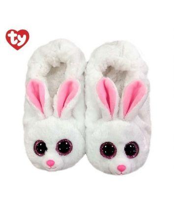 Beanie Boo Bunny Slippers