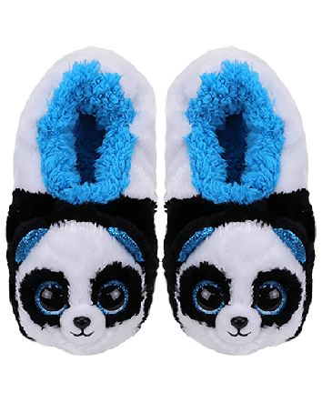 Bamboo the Panda Slippers