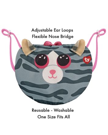 Beanie Boo Mask Kiki Cat