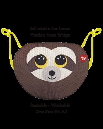 Beanie Boo Mask Dangler Sloth