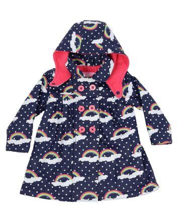 Korango Winter Rainbow Raincoat