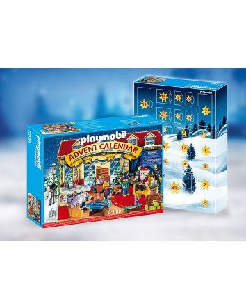 Playmobil Advent Calendar- Christmas Toy Store