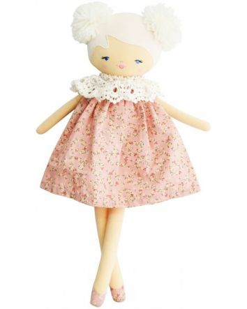 Alimrose Aggie Doll Posy Heart