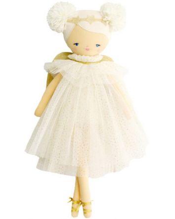 Alimrose Ava Angle Doll Ivory Gold