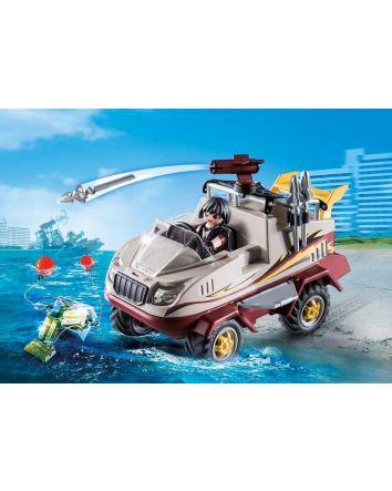 Playmobil SWAT Amphibious Truck