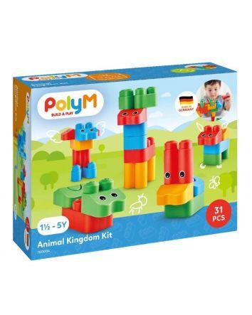 Poly M Animal Kingdom Kit