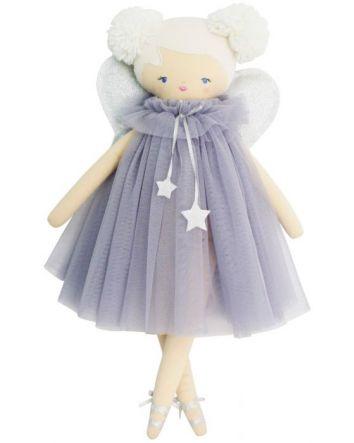 Alimrose Annbelle Fairy Doll Lavender
