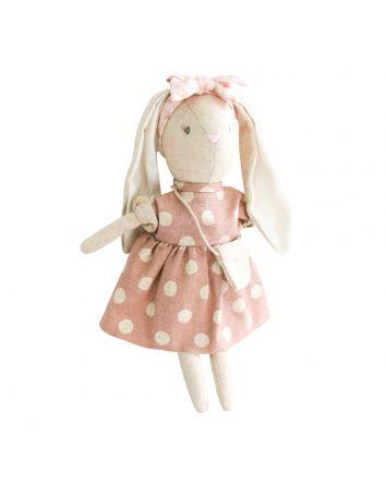 Alimrose Mini Bunny Sofia Mauve