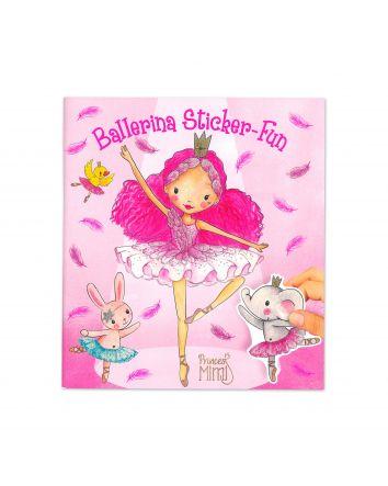 Princess Mimi - Ballerina Sticker Fun